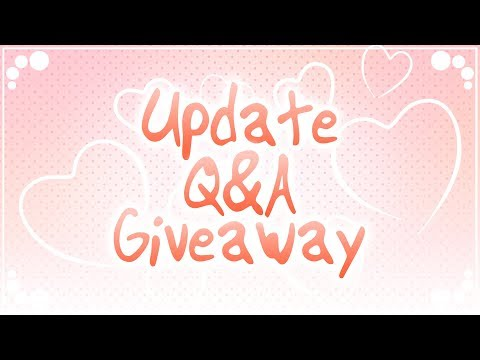 UPDATE - Q&A, NAME CHANGE, GIVEAWAY! 💜