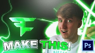 NEW How To Make A Fortnite Youtube Banner In Photoshop,T5TZJ