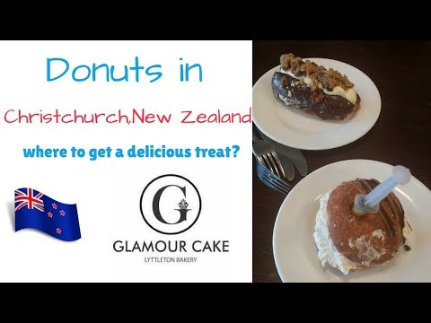 Have a sweet tooth? | Glamour cakes Christchurch