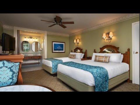Disney's Port Orleans Riverside Resort Comprehensive Room Tour!
