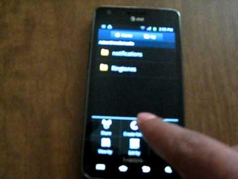 Custom Ringtone on Samsung galaxy S2(AT&T)