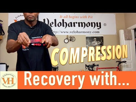 Recovery with Compression - MD graduated Compression Socks Giveaway