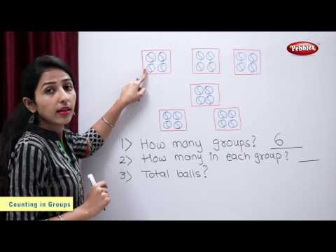 CBSE Class 2 Maths | Chapter 2 - Counting in Groups | NCERT | CBSE Maths Syllabus | Count in Pairs