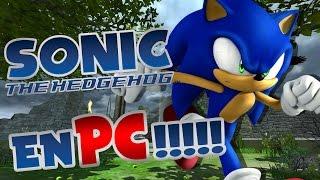 S A G E Week 2: Sonic 06 PC
