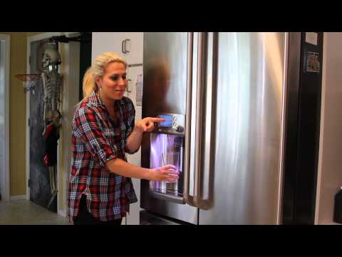 Home Appliance Review: GE Cafe Refrigerator