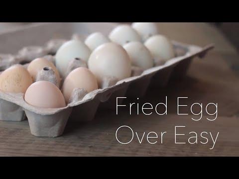 Fried Egg Over Easy