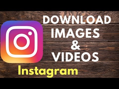 How To Download Images/Video From Instagram on Android, Mobile, iPhone, iPad, Laptop