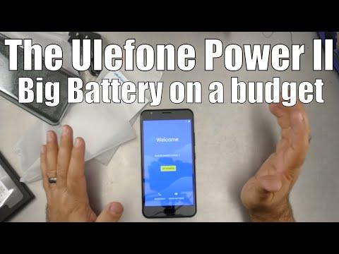 [Livestream] Mailbag episode (a crazy value phone with 6050mAh battery - Ulefone Power 2)