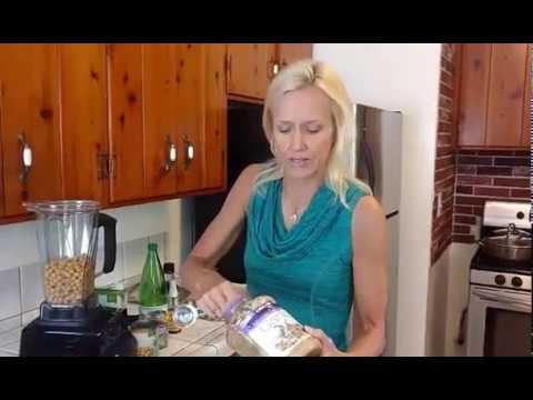 Oil-Free Hummus from Forks Over Knives - Kathleen Kastner