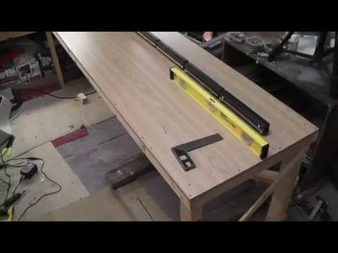 Building a Model Railway - Part 1 - Baseboard