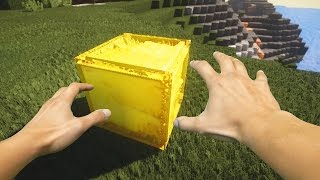 SUPER REALISTIC MINECRAFT