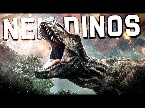Jurassic World Evolution - Unlocking BRAND NEW DINOSAURS! - Jurassic World Evolution Gameplay