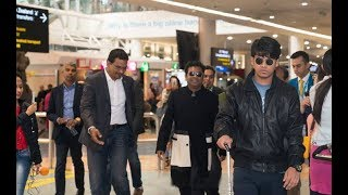 AR Rahman arrives in Auckland for his concert