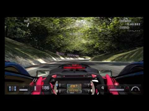 GT5: X2010 Trial Mountain Circuit - Hot Lap