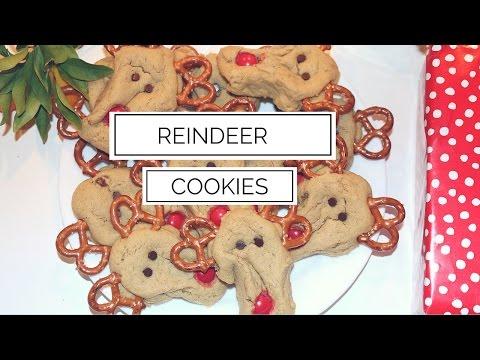 How To Make: Reindeer Cookies