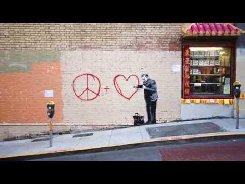 Banksy, El Desconocido
