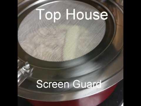 Top House Splatter Screen Guard Review