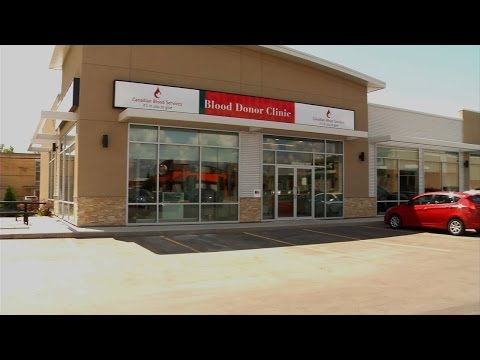 Canadian Blood Services – New Saskatoon Location
