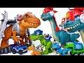 A Giant T Rex Is Gone Mad Go Chomp Squad Blaze Asaurus ToyMartTV