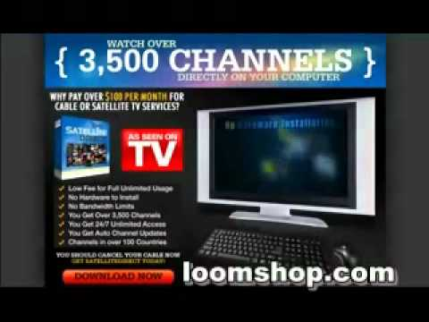 Satellite Direct Tv - Watch Over 3.500 Hd Channels Directly On Your