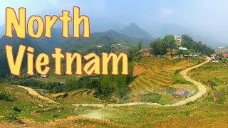 Traveling in north VIETNAM | Ha Long Bay & Sapa