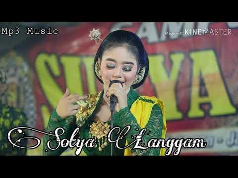 Lirik Lagu SOTYA Langgam Karawitan Campursari - AnekaNews.net