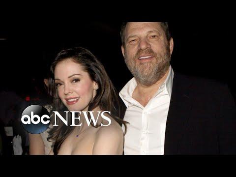Harvey Weinstein accusers react to his arrest