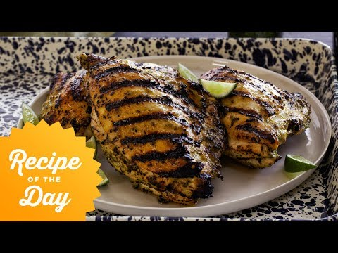 Recipe of the Day: Guy's Caribbean Jerk Chicken | Food Network