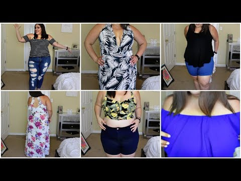 HUGE Spring 2018 Try-On Haul | FOREVER 21+ | Plus Size Fashion