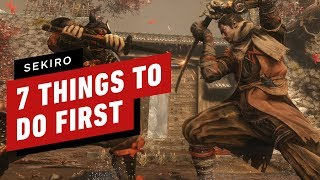 Download 7 Things to Do First in Sekiro: Shadows Die Twice Video