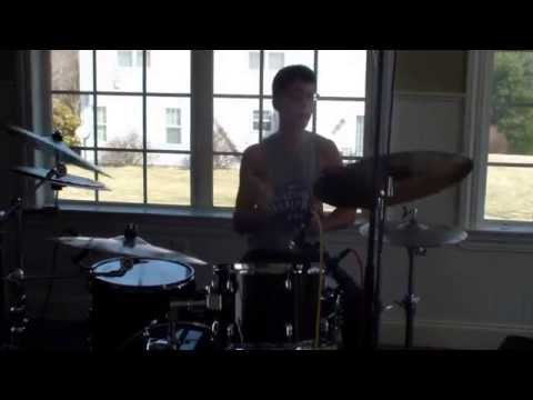 Next to Ungodliness - A Lot Like Birds (Drum Cover)