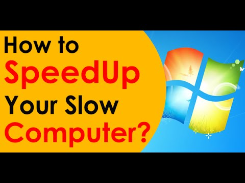 How to Speed Up Windows 7: Quick Tips for Windows User (2018)