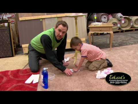 The Right Way to Get Juice Stains Out of Carpet