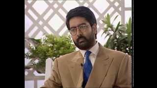 Rendezvous With Simi Garewal -  Kumar Mangalam Birla & Neerja (1998)
