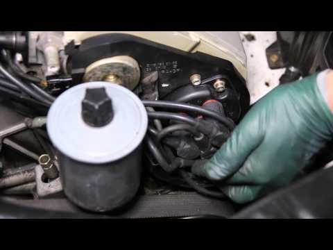 Mercedes M119 V8 Engine Inspection Part 3: Distributor Cap, Rotor and Wires