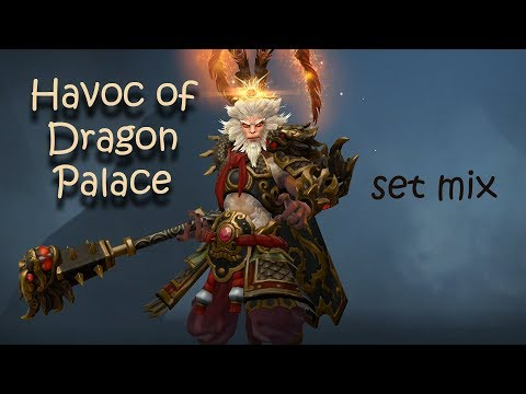 Havoc of Dragon Palace Arcana set mix