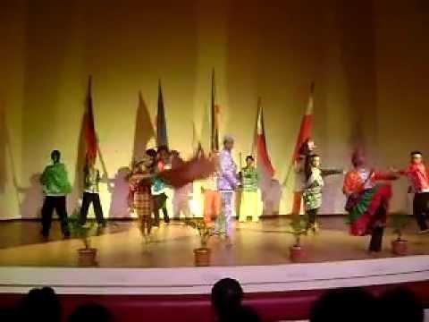 Choose Philippines by BatStateU Diwayanis Dance Theater