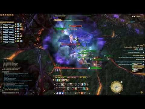 Final Fantasy XIV Realm Reborn 9999 The Second Coil of Bahamut Turn 1