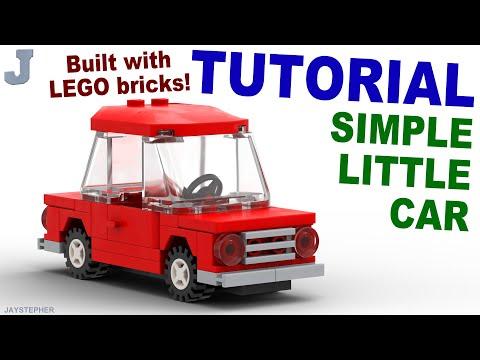 Tutorial - Simple Little Lego Car