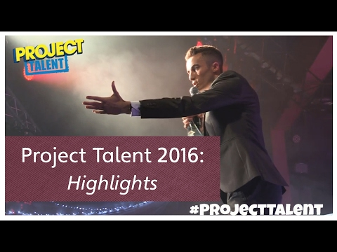Project Talent 2016: Highlights