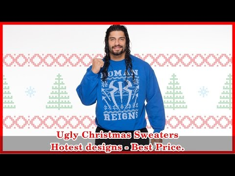 Ugly Christmas Sweaters - Best Places To Buy Online - Christmas Gift Ideas