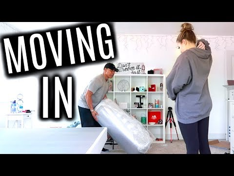 Roommates Moving In Day 1!! | HeyItsSarai