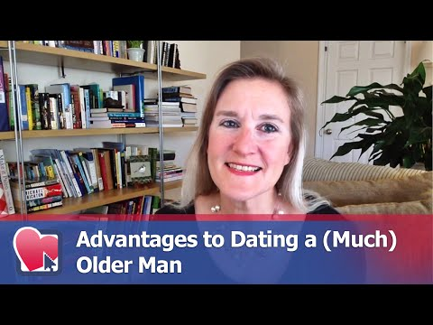 Advantages to Dating a (Much) Older Man - by Claire Casey (for Digital Romance TV)