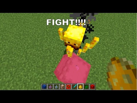 Minecraft: MAKE MOBS ATTACK SHULKERS!!!! (Creative Mode)