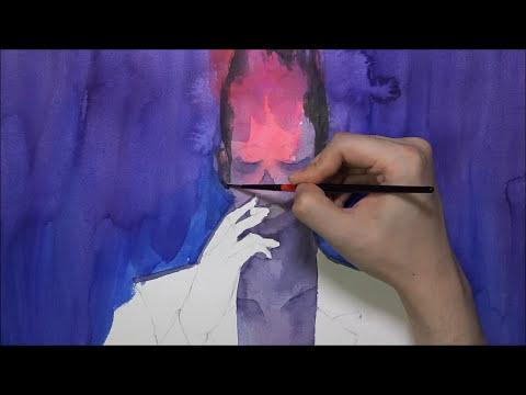 [Watercolor] Lucifer