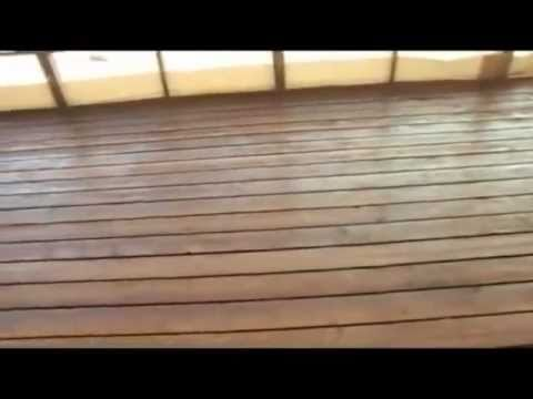 deck stain - how to stain, refinish, clean and repair a wooden deck