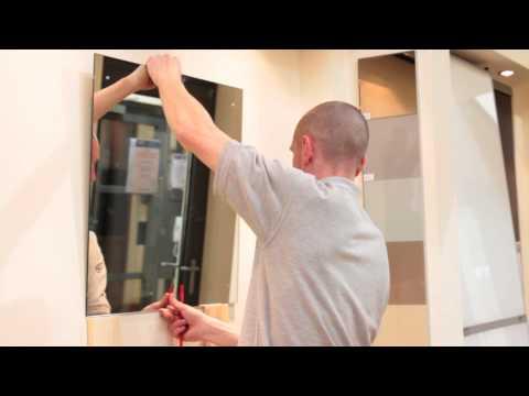 Mirror installation Video