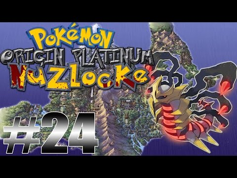Pokemon Origin Platinum Nuzlocke (P24) Master Ball