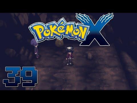 Let's Play Pokemon X Part 39 Terminus Cave & Inverse Battle - Gameplay Walkthrough