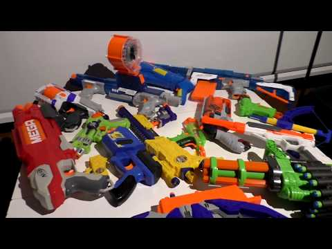 The Fastest Nerf Test